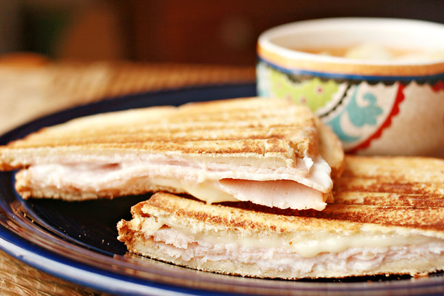bacon turkey cranberry brie and bacon panini turkey and bacon panini ...