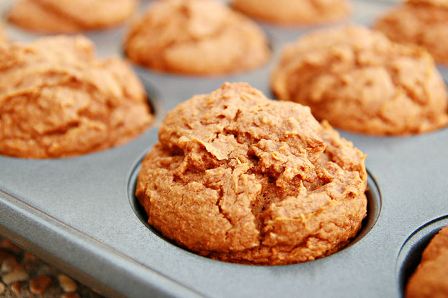 The Supermom Chef » Blog Archive » Easy Pumpkin Muffins